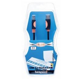 BESPECO SLAB300 - Cavo USB (USB A - USB B) 3 mt.