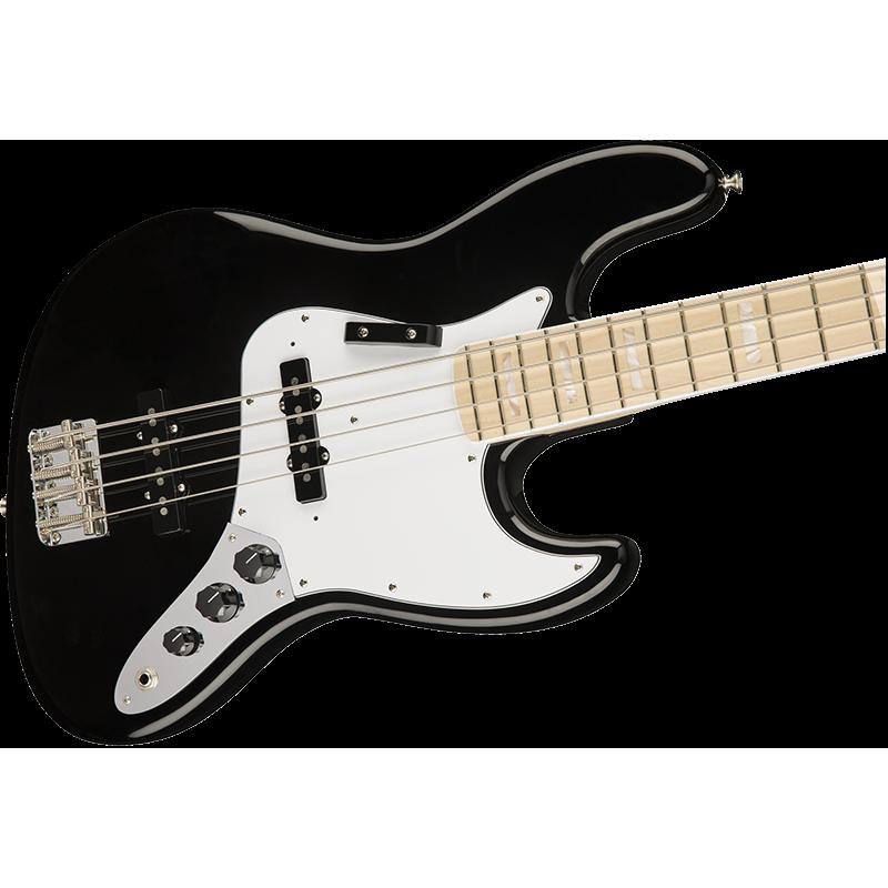 FENDER American Original '70s Jazz Bass MN BK