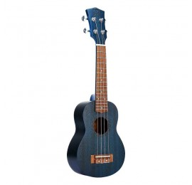 OQAN Quk Wailele Midnight Blue - Ukulele Soprano Color Blu