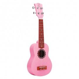 OQAN Quk Wailele Pink - Ukulele Soprano Rosa