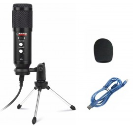 AUDIODESIGN PA MC USB2 - Microfono a condensatore USB