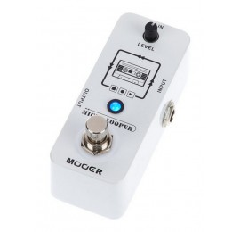 MOOER Micro Looper - LOOPER A PEDALE PER CHITARRA