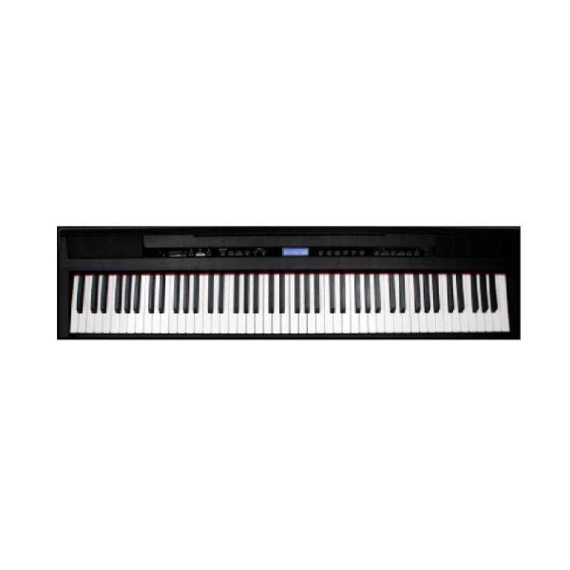 ECHORD SP10 BLACK - Pianoforte Digitale 88 Tasti Pesati Color Nero