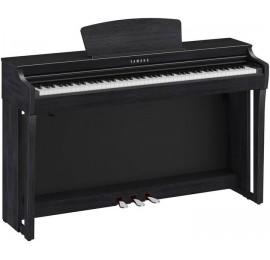 YAMAHA CLP725 Black - PIANOFORTE DIGITALE 88 TASTI NERO