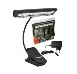 BESPECO LL100 - Lampada professionale a LED per leggio