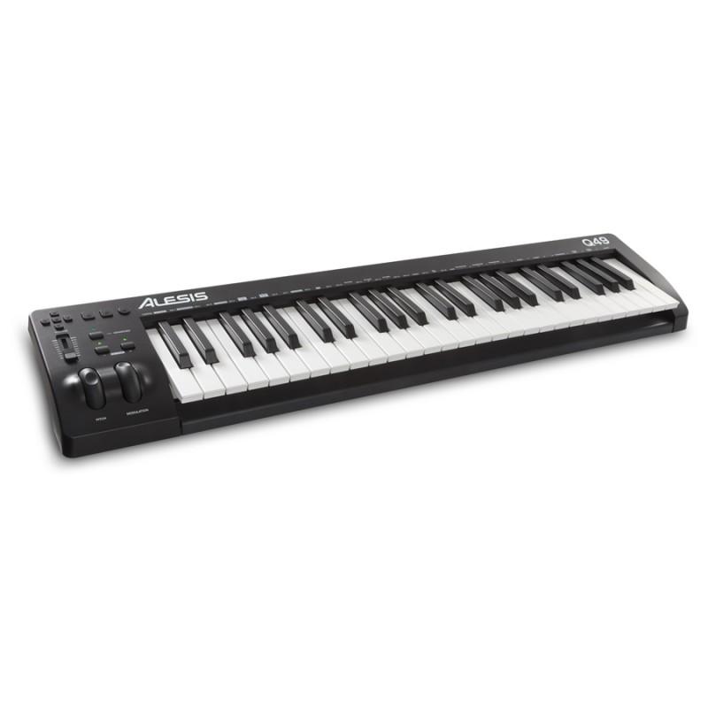 ALESIS Q49 MKII - TASTIERA MIDI 49 TASTI
