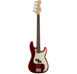 Fender American Professional P Bass RW in Candy Apple Red