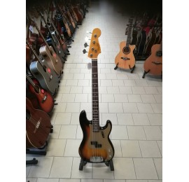 Fender Custom Shop 1959 Journeyman Relic P-Bass, 3C Sunburs