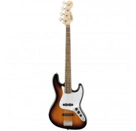 FENDER Squier Affinity Jazz Bass LRL Brown Sunburst