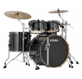 TAMA - MK42HLZBNS-MGD - SHELL KIT HYPER-DRIVE - FINITURA MIDNIGHT GOLD SPARKLE