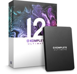 NATIVE INSTRUMENTS Komplete 12 Ultimate UPG from Komplete Select