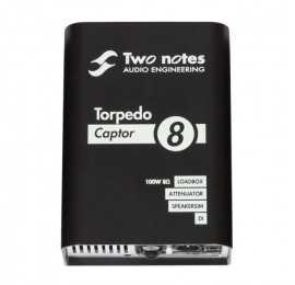 TWO NOTES TORPEDO CAPTOR 8 OHM