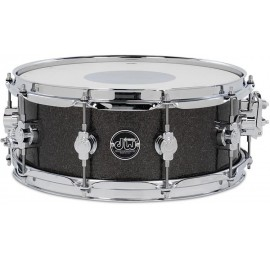 "DW Drums Performance Series 14"" x 6.5"" Snare, Pewter Sparkle"