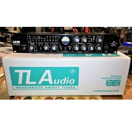 TL AUDIO EBONY A3 *USATO* CHANNEL STRIP