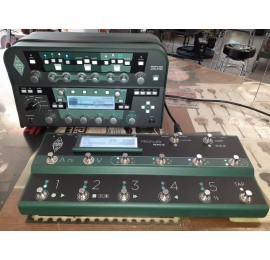 KEMPER  Head Black+Remote+Bag OCCASIONE USATO