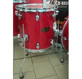 "XDRUM PM2 FT1414RD FLOOR TOM 14 X 14 "" ACERO"