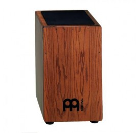 Meinl CAJ4RO-M turbo cajon, American red oak